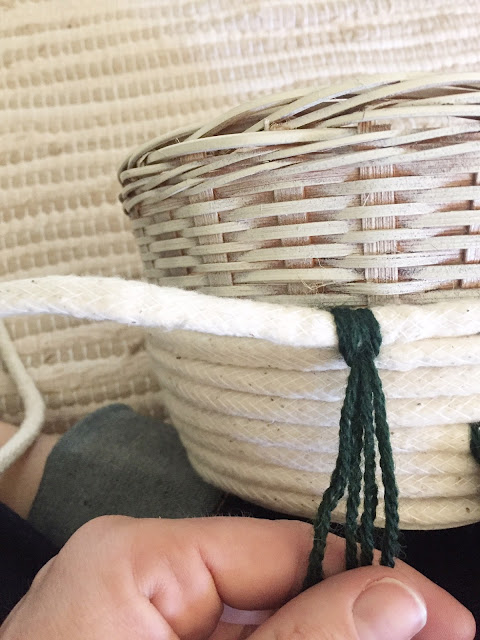 The Global Stylist- DIY Eyelash Basket