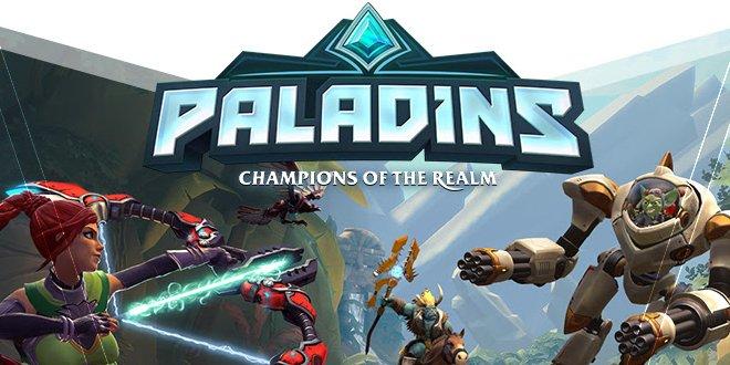 Игра Paladins: Champions of the Realm бесплатно