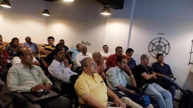PASI Participants Meet 2018