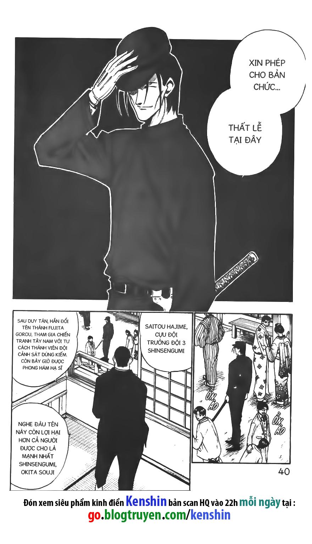 Rurouni Kenshin chap 49 trang 17