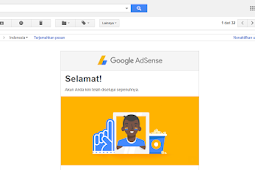 Tips Approved mendaftar google adsense Non Hosted