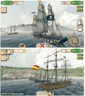 Pirates: Caribbean hunt v2.5 mod latest apk unlimited money
