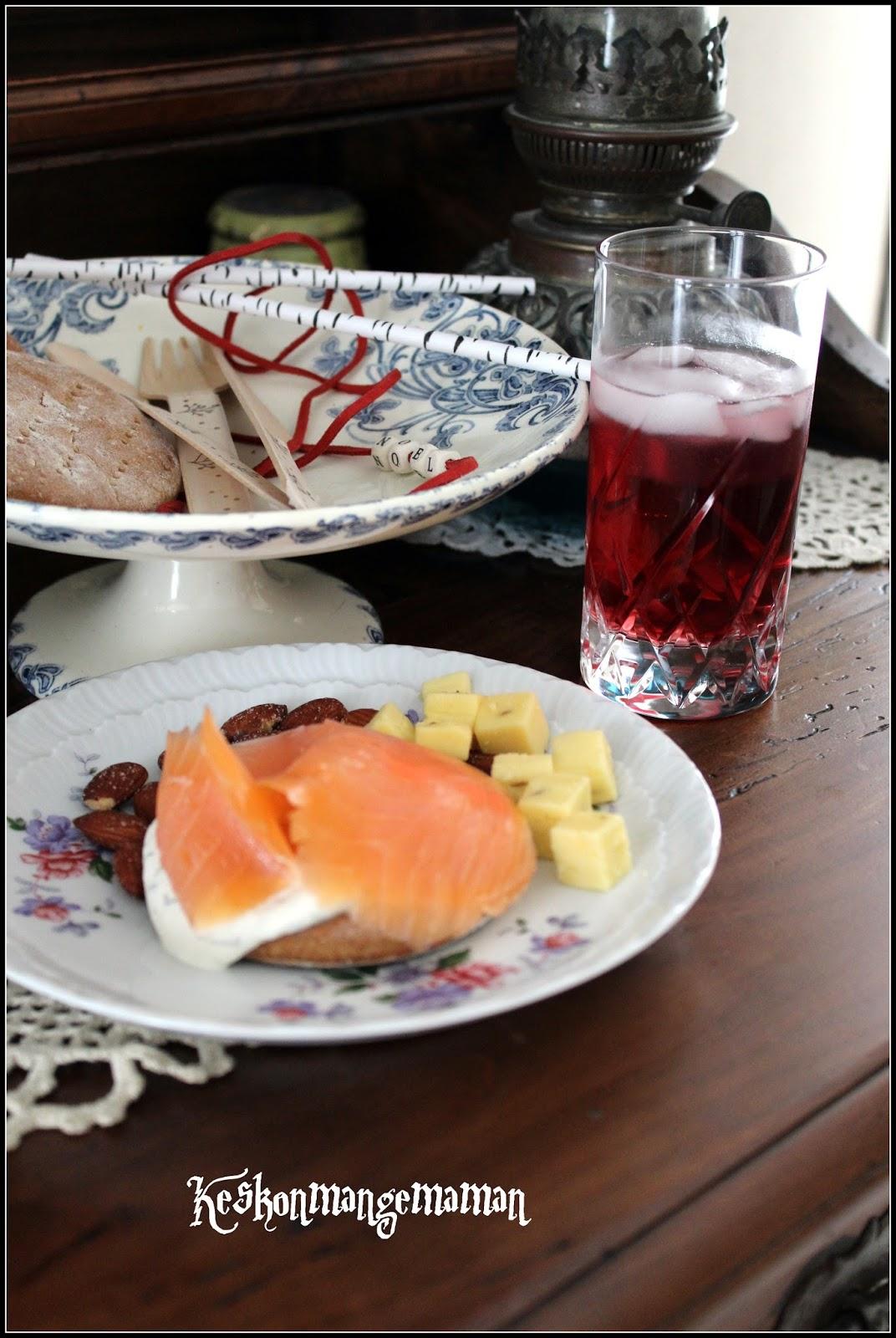 keskonmangemaman no l en scandinavie mardi l 39 ap ro vodka cranberries et myrtilles et. Black Bedroom Furniture Sets. Home Design Ideas