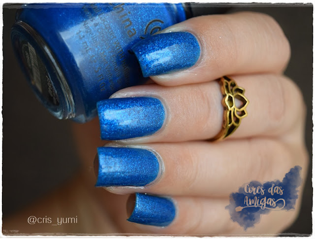 Blue Sparrow China Glaze Esmalte Nailpolish