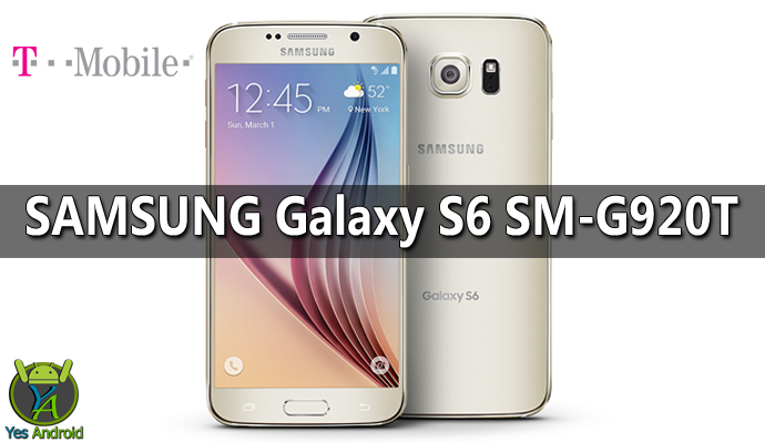 Download G920TUVU5EPK5 | Galaxy S6 (T-Mobile) SM-G920T