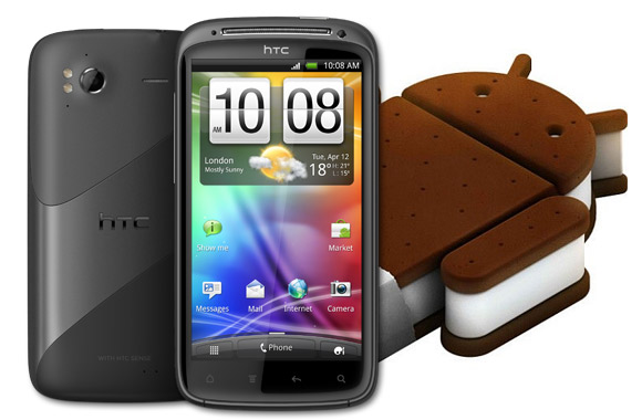 Update HTC Desire S to ICS 4.0 Android with CyanogenMod 9