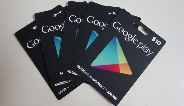 Trik Dapat Saldo Google PlayStore Gratis