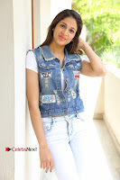 Telugu Actress Lavanya Tripathi Latest Pos in Denim Jeans and Jacket  0059.JPG