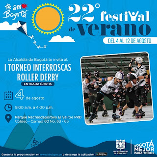 Actividad 2 Festival de Verano de Bogotá No. 22 (2018)