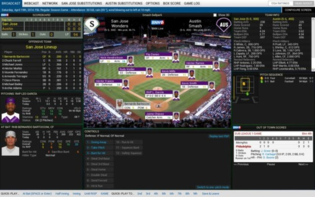 Out of the Park Baseball 15 Free Download PC Games