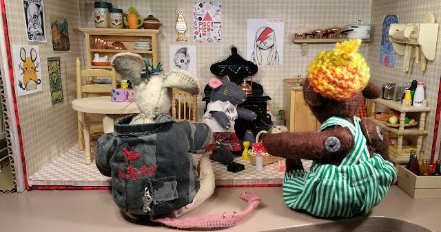 cooking cuisiner punk souris mouse