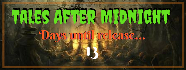 [Release Countdown] BUYER'S REMORSE by JB Joseph #TalesAfterMidnight @PublishingWild
