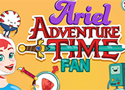 Ariel Adventure Time Fan juego