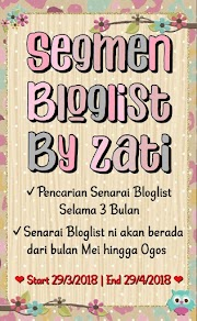 Segmen Bloglist by Zati