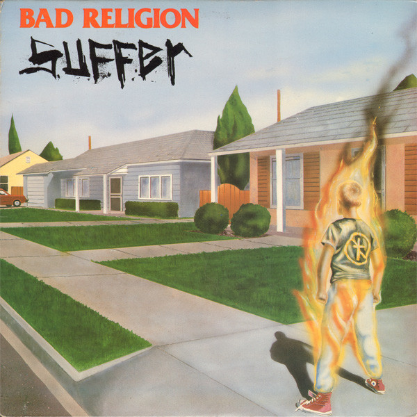 "Bad Religion's ""Suffer"" turns 32 years old"