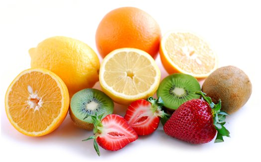 Diets and Calories Top 20 Lowest Calorie Fruits Chart