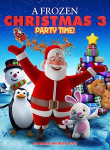 A Frozen Christmas 3 Poster