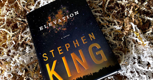 [Book Review] Elevation by Stephen King