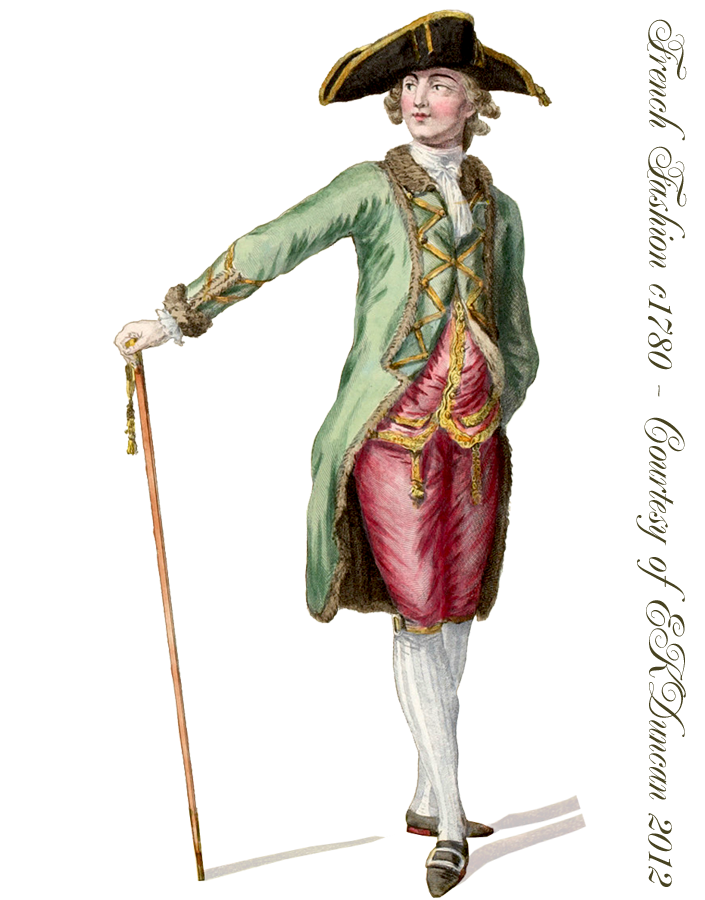 EKDuncan - My Fanciful Muse: Late 18th Century French ...