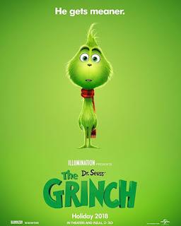 El Grinch (2018) en Español Latino