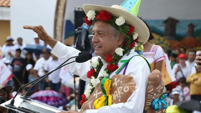 Encuestas indican que López Obrador ganará elecciones por más de 26 puntos de ventaja
