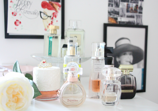 Repetto, Eli Saab, Lancôme, L'Artisan parfumeur, Givenchy, Parfums,
