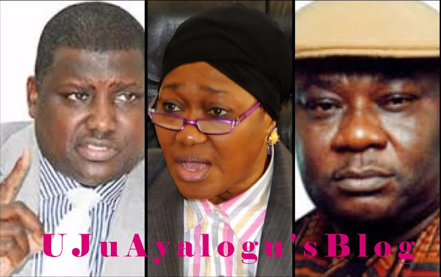 #MainaGate: How Senate C'ttee Chairman, Alloysius Etuk; EFCC Ex-Chairman, Farida Waziri, Got N3bn Bribe To Quell Fraud case - Maina's Aide Opens Up