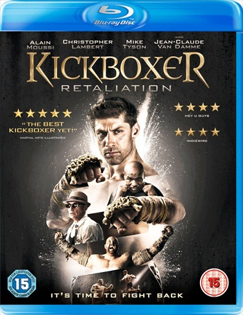 Kickboxer Retaliation 2018 English 720p BRRip 999MB ESubs