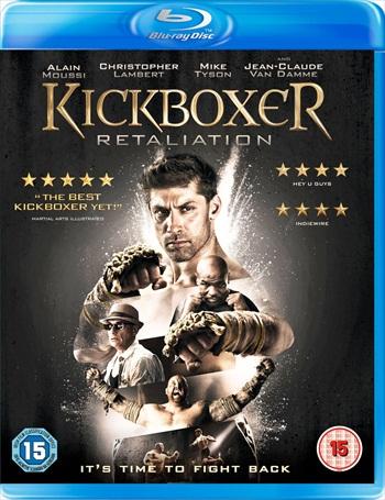 Kickboxer Retaliation 2018 English Bluray Full 300mb Download