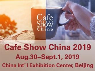 CAFE SHOW CHINA 2019