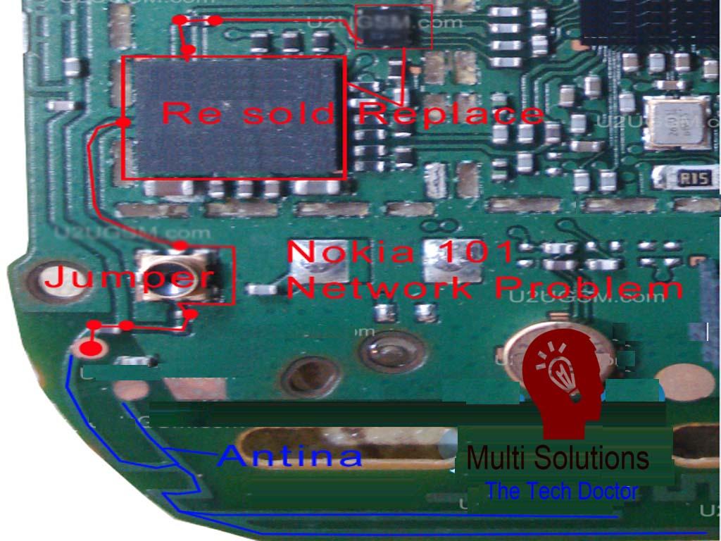 Samsung sgh-b100 network problem 101