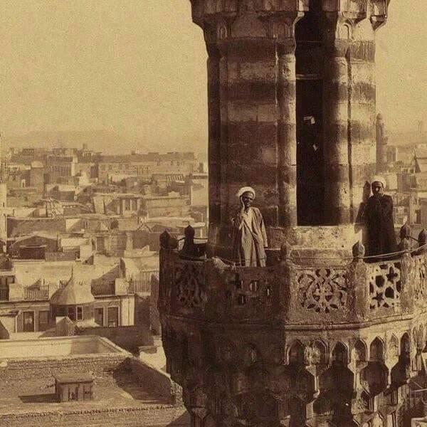مؤذن في مصر القديمة