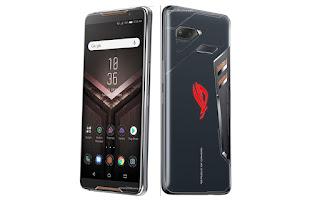 Harga Asus ROG Phone Gaming Dan Spesifikasi Terbaru 2020