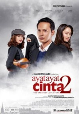 Download Film Ayat Ayat Cinta 2 (2017) Full Movie