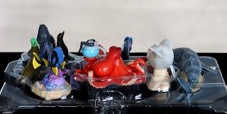 finding dory deluxe figurine playset figure