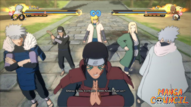 Naruto SUN Storm 4 Save Game Update d