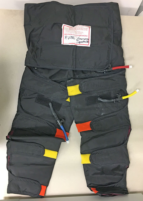 MAST: Medical anti-shock trousers