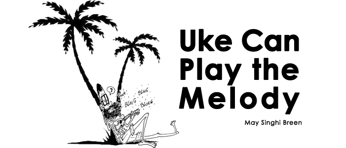 Uke Can Play the Melody