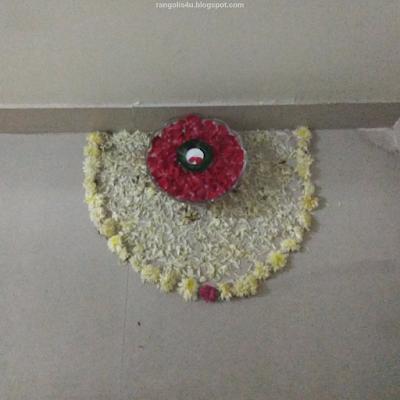 Flower Rangoli Collection