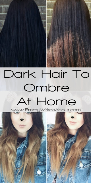 Ombre Hair Guide at home