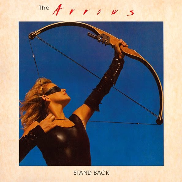 The Arrows stand back 1984 aor melodic rock music blogspot bands albums