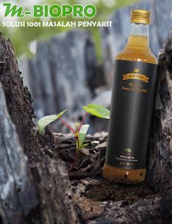 M-Biopro Minuman Kesehatan Herbal