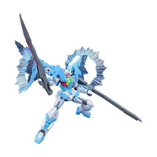 Bandai 0483626 HG Gundam 00 Sky Higher Than Sky Phase Model Kit [1:144]