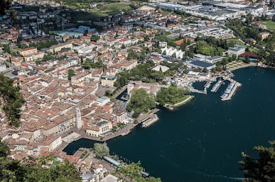 Hafen von Riva del Garda