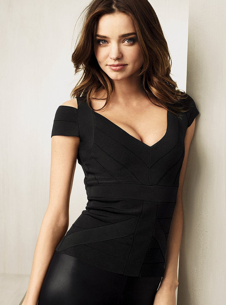 Miranda Kerr S Best Style Looks Ever: Miranda Kerr ( Victoria's Secret Clothes 2010)