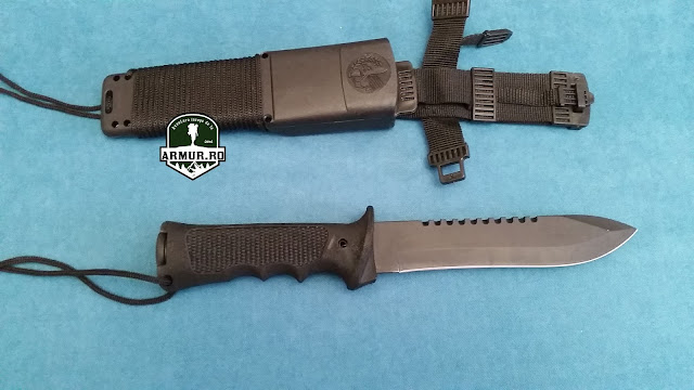 Cutit Commando Kit Supravietuire