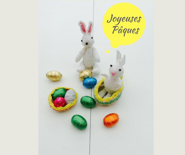 amigurumi, crochet, lapin