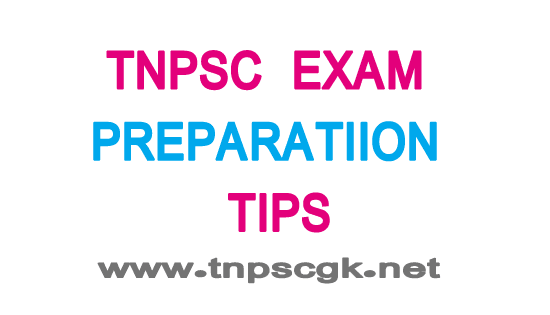 tnpsc exam preparation tips