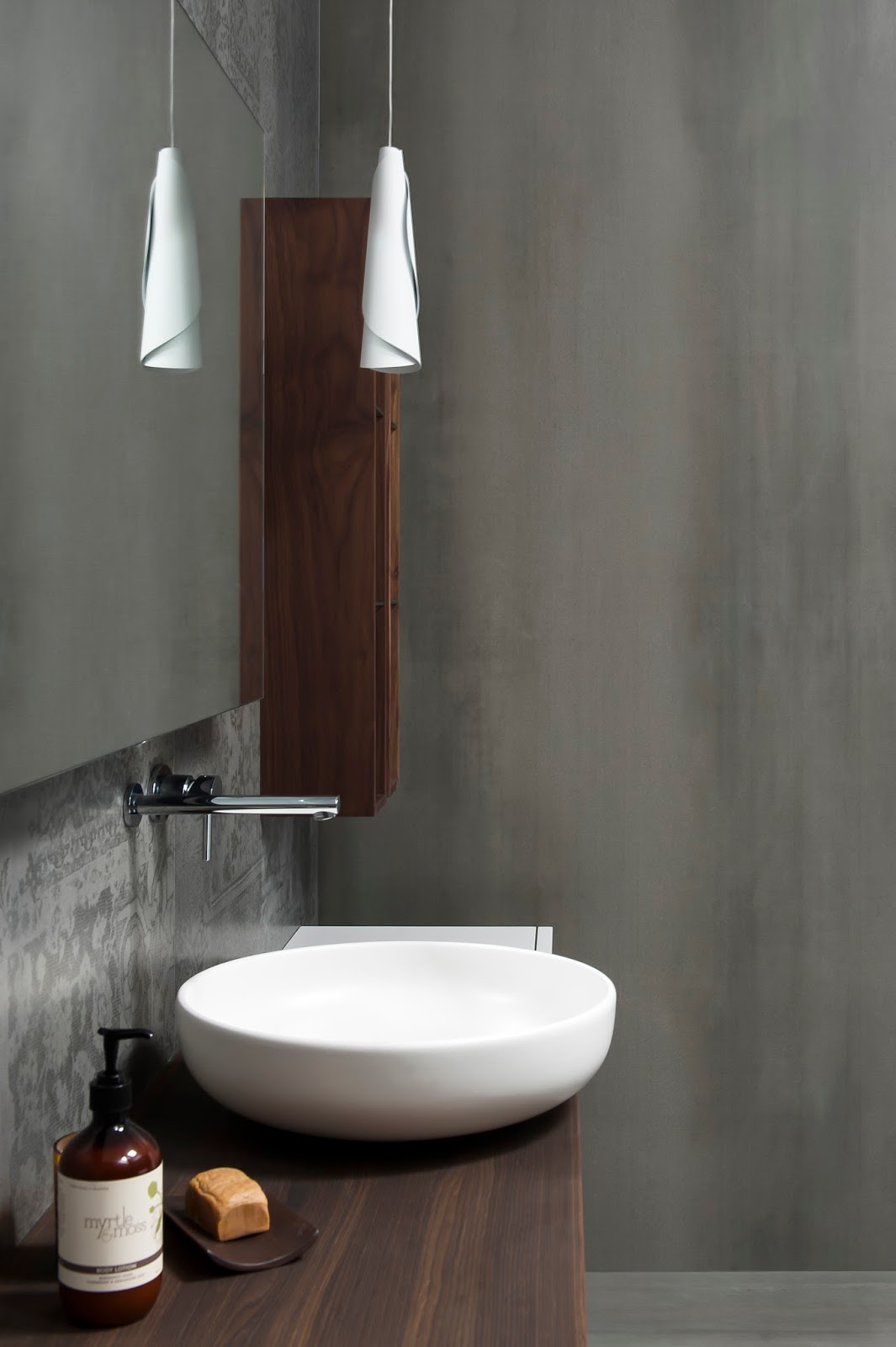 The Alexandria Based Design Company Won The HIA NSW Bathroom Design  Partnered By Caroma For Their Project At Crows Nest.