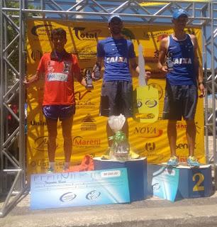 Atleta Marcos Antônio segue representando a cidade de Picuí
